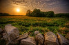 """""""A Sunset Close to Home""""<br /> May 26th, 2012<br /> Acushnet, MA"""